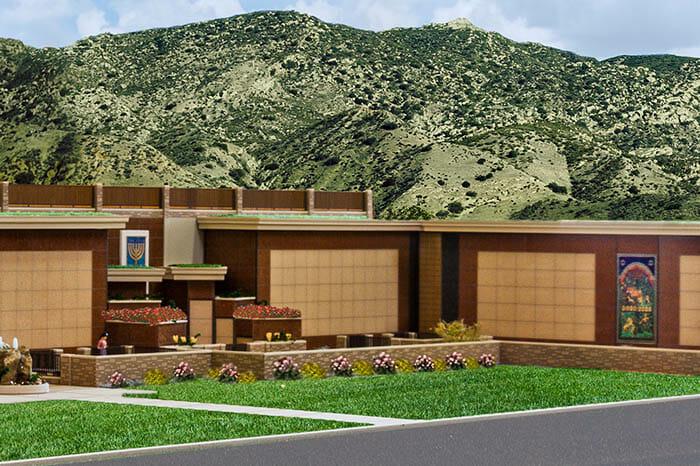 Courts of Abraham at Mount Sinai Simi Valley