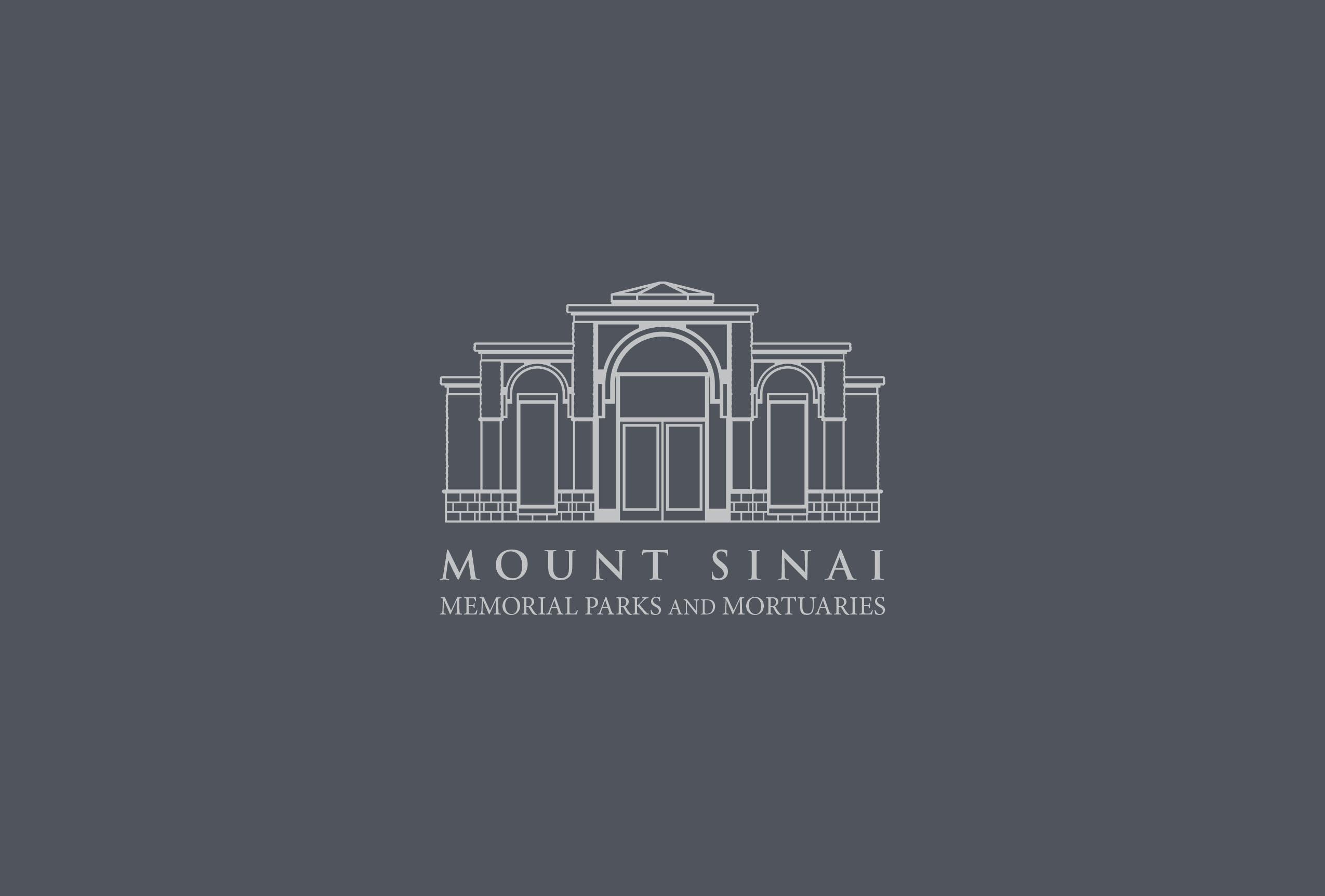 Mausoleum brochure cover