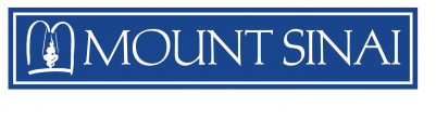 Mount Sinai logo 1 color blue