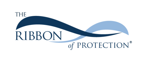 Ribbon of Protection logo
