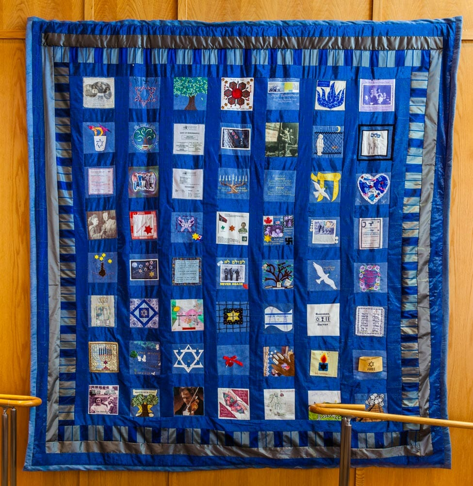 Holocaust Quilt of Memories