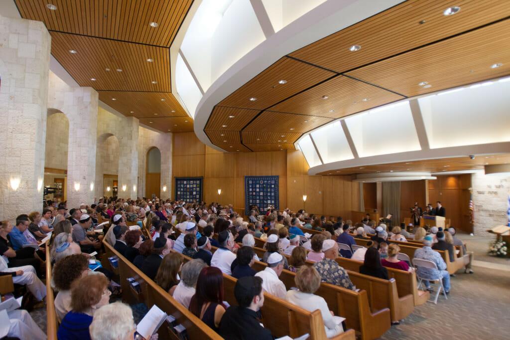 Inside Kamenir Chapel