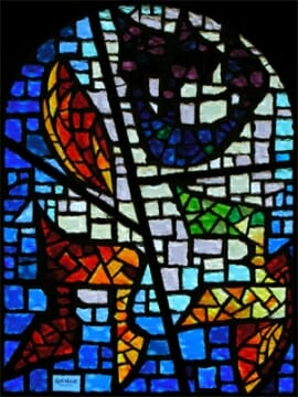 Stained Glass Window DAY 7 - The Sabbath (Shabbat)